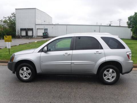 2006 Chevrolet Equinox for sale at ALL Auto Sales Inc in Saint Louis MO
