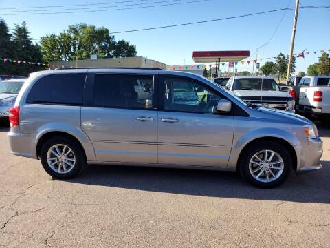2014 Dodge Grand Caravan for sale at Dakota Auto Inc. in Dakota City NE