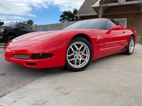 2003 Chevrolet Corvette for sale at Farha Used Cars in Wichita KS