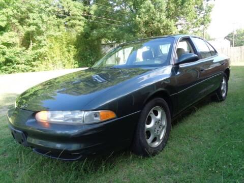 1998 Oldsmobile Intrigue for sale at Liberty Motors in Chesapeake VA