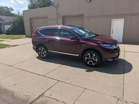 2018 Honda CR-V for sale at McPherson Car Connection LLC in Mcpherson KS