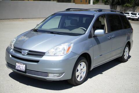 2004 Toyota Sienna for sale at Sports Plus Motor Group LLC in Sunnyvale CA