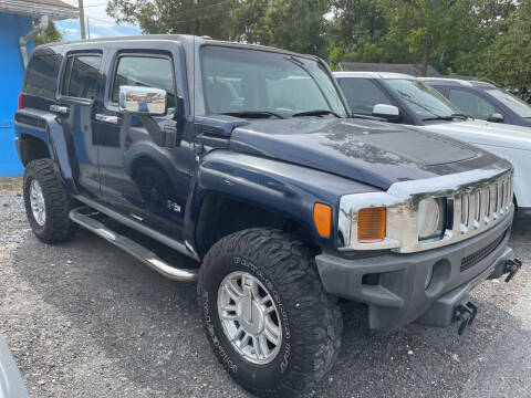 2007 HUMMER H3 for sale at The Peoples Car Company in Jacksonville FL