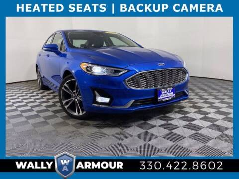 2020 Ford Fusion for sale at Wally Armour Chrysler Dodge Jeep Ram in Alliance OH