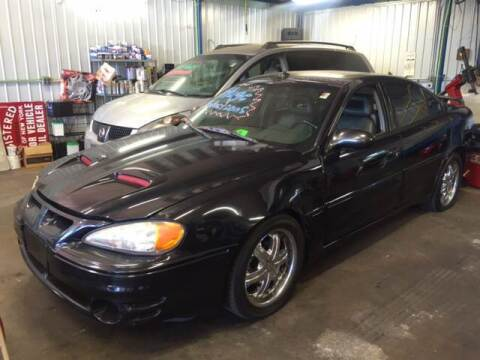 2003 Pontiac Grand Am for sale at Drive Deleon in Yonkers NY