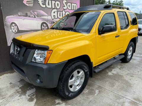 2008 Nissan Xterra for sale at Euro Auto in Overland Park KS