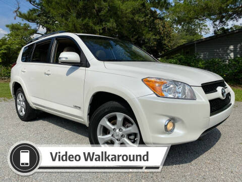 2012 Toyota RAV4 for sale at Byron Thomas Auto Sales, Inc. in Scotland Neck NC