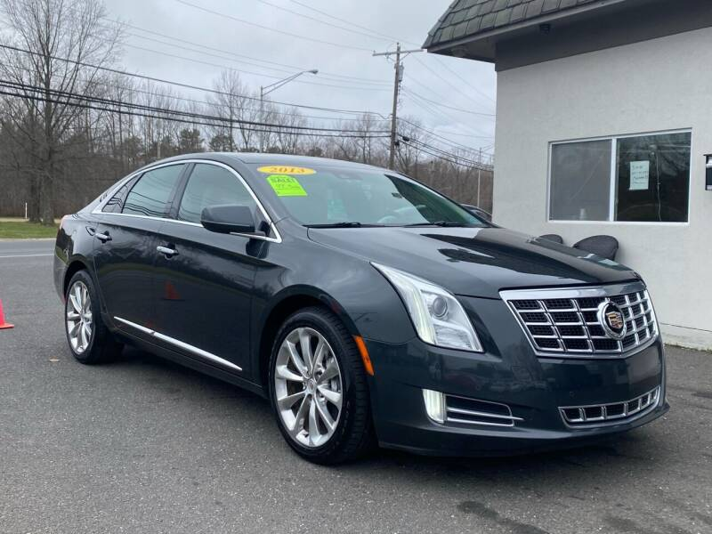 2013 Cadillac XTS for sale at Vantage Auto Group in Tinton Falls NJ