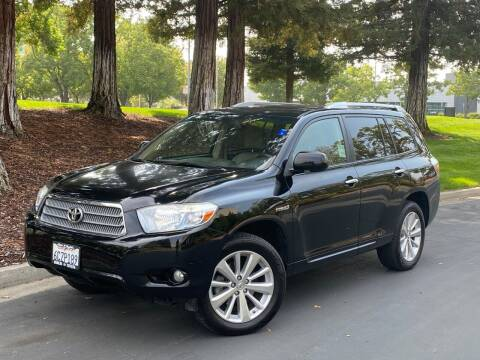 2008 Toyota Highlander Hybrid for sale at KAS Auto Sales in Sacramento CA