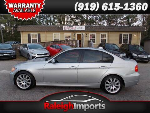 2006 BMW 3 Series for sale at Raleigh Imports in Raleigh NC