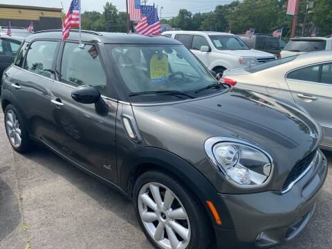 2011 MINI Cooper Countryman for sale at Primary Motors Inc in Commack NY