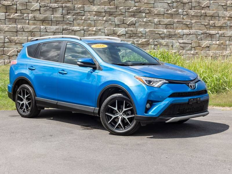 2016 Toyota RAV4 for sale at Car Hunters LLC in Mount Juliet TN