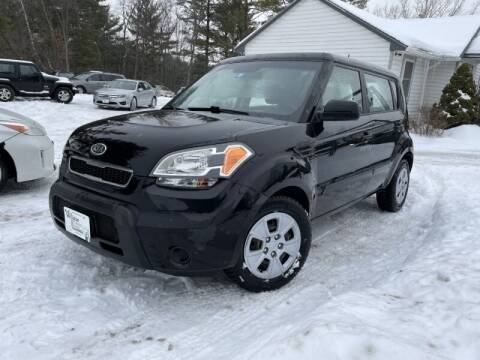 2011 Kia Soul for sale at Williston Economy Motors in Williston VT