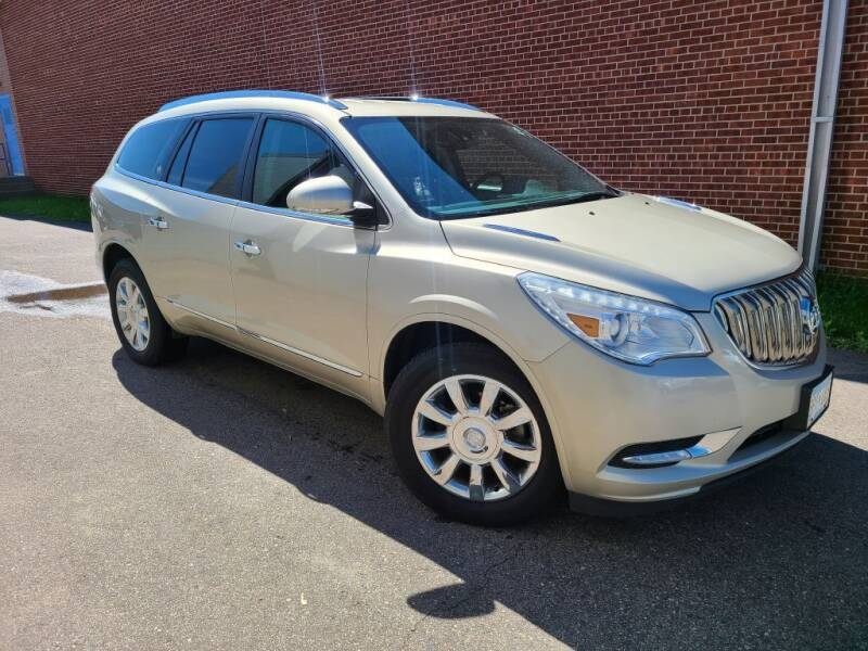 2014 Buick Enclave for sale at Minnesota Auto Sales in Golden Valley MN