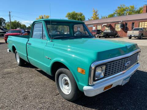 1972 Chevrolet C/K 10 Series for sale at Main Street Motors in Wheaton MN