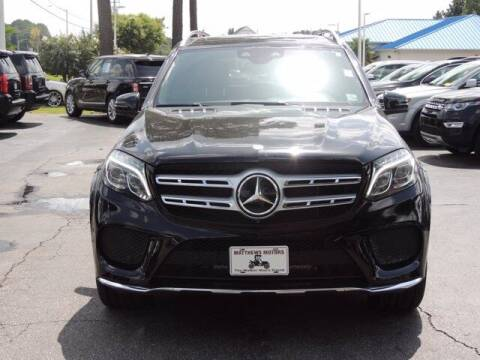 2017 Mercedes-Benz GLS for sale at Auto Finance of Raleigh in Raleigh NC