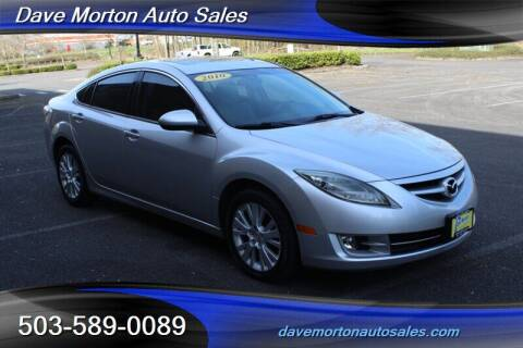 2010 Mazda MAZDA6 for sale at Dave Morton Auto Sales in Salem OR