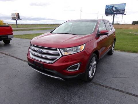 2017 Ford Edge for sale at Westpark Auto in Lagrange IN