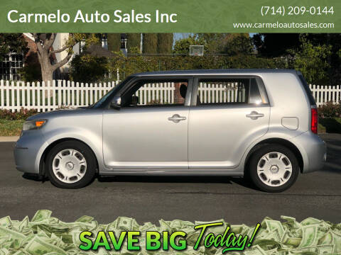 2008 Scion xB for sale at Carmelo Auto Sales Inc in Orange CA