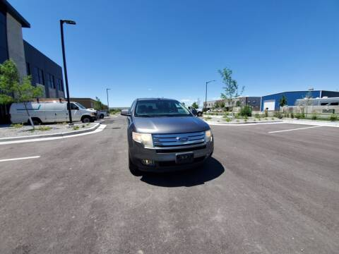 2010 Ford Edge for sale at FRESH TREAD AUTO LLC in Springville UT