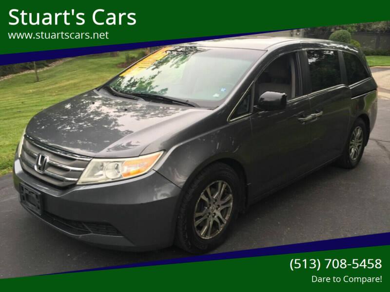 2012 Honda Odyssey for sale at Stuart's Cars in Cincinnati OH