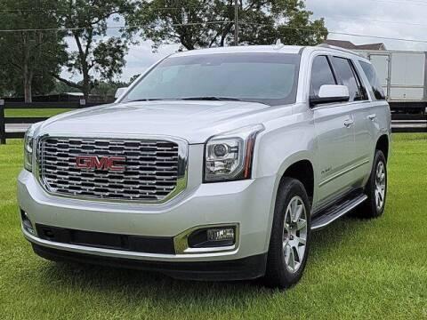 2018 GMC Yukon for sale at Bratton Automotive Inc in Phenix City AL