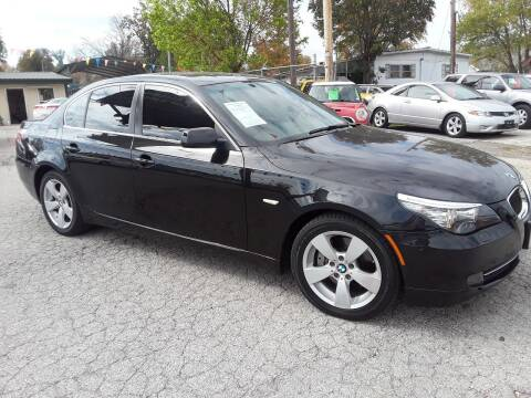 2008 BMW 5 Series for sale at BBC Motors INC in Fenton MO