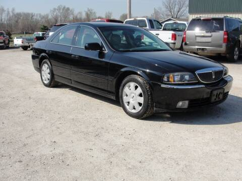 2004 Lincoln LS for sale at Frieling Auto Sales in Manhattan KS