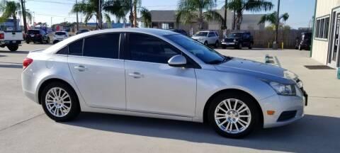 2011 Chevrolet Cruze for sale at Budget Motors in Aransas Pass TX
