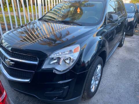 2015 Chevrolet Equinox for sale at America Auto Wholesale Inc in Miami FL