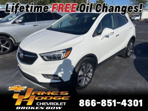 2020 Buick Encore for sale at James Hodge Chevrolet of Broken Bow in Broken Bow OK