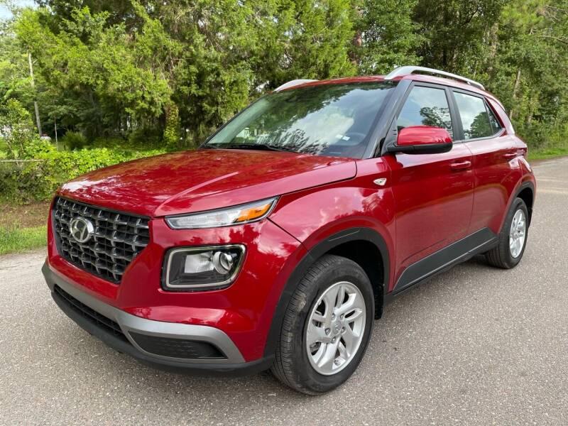 2020 Hyundai Venue for sale at Next Autogas Auto Sales in Jacksonville FL