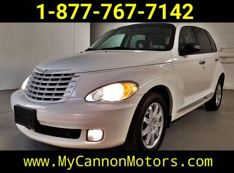 2010 Chrysler PT Cruiser for sale at Cannon Motors in Silverdale PA