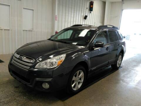 2013 Subaru Outback for sale at Drive Motor Sales in Ionia MI