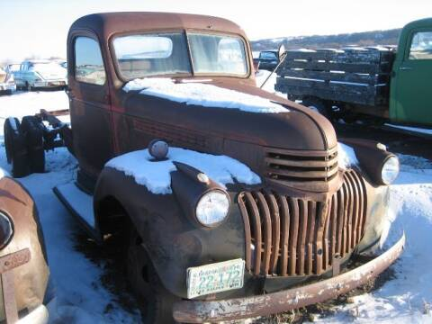 1942 Chevrolet Apache for sale at Classic Car Deals in Cadillac MI