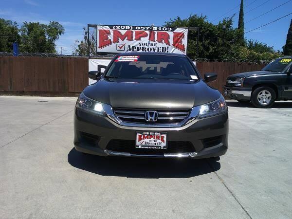 2015 Honda Accord for sale at Empire Auto Sales in Modesto CA