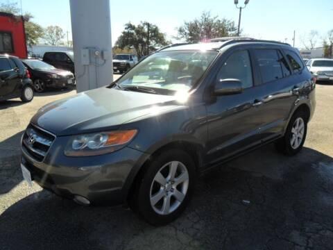 2007 Hyundai Santa Fe for sale at Talisman Motor City in Houston TX