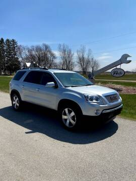 2010 GMC Acadia for sale at TML AUTO LLC in Appleton WI