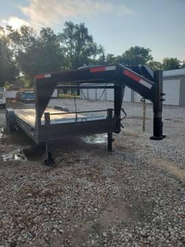 2021 Custom Trailers gooseneck for sale at Tyser Auto Sales in Dorchester NE