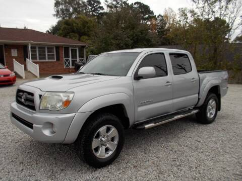 2007 Toyota Tacoma for sale at Carolina Auto Connection & Motorsports in Spartanburg SC