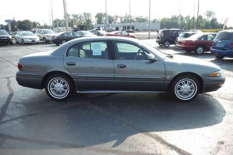 2005 Buick LeSabre for sale at Bryan Auto Depot in Bryan OH