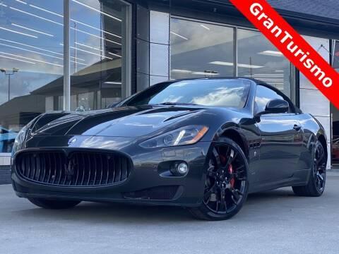 2014 Maserati GranTurismo for sale at Carmel Motors in Indianapolis IN