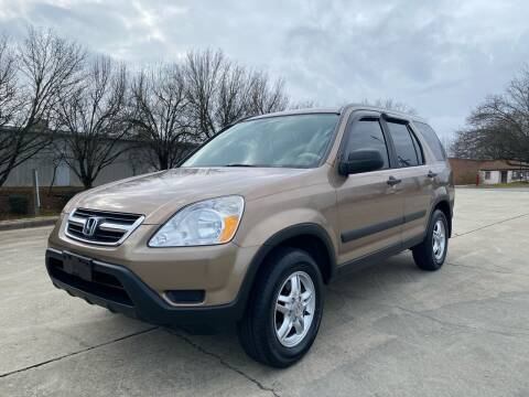 2002 Honda CR-V for sale at Triple A's Motors in Greensboro NC