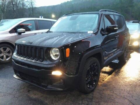 2017 Jeep Renegade for sale at Tim Short Auto Mall in Corbin KY