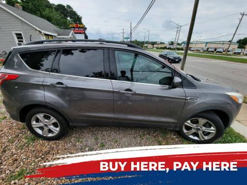 2013 Ford Escape for sale at Autoxport in Newport News VA