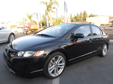 2007 Honda Civic for sale at Eagle Auto in La Mesa CA