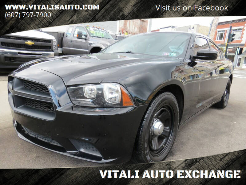 2014 Dodge Charger for sale at VITALI AUTO EXCHANGE in Johnson City NY
