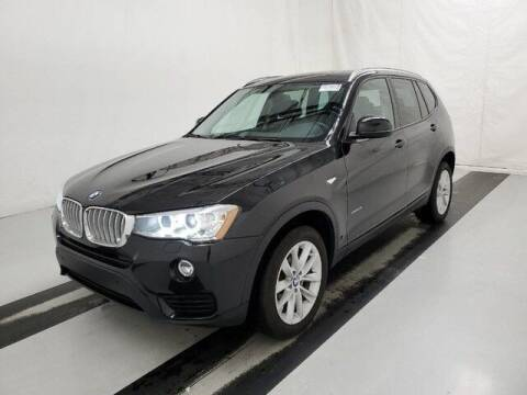 2017 BMW X3 for sale at WCG Enterprises in Holliston MA