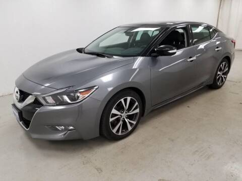 2017 Nissan Maxima for sale at Kerns Ford Lincoln in Celina OH