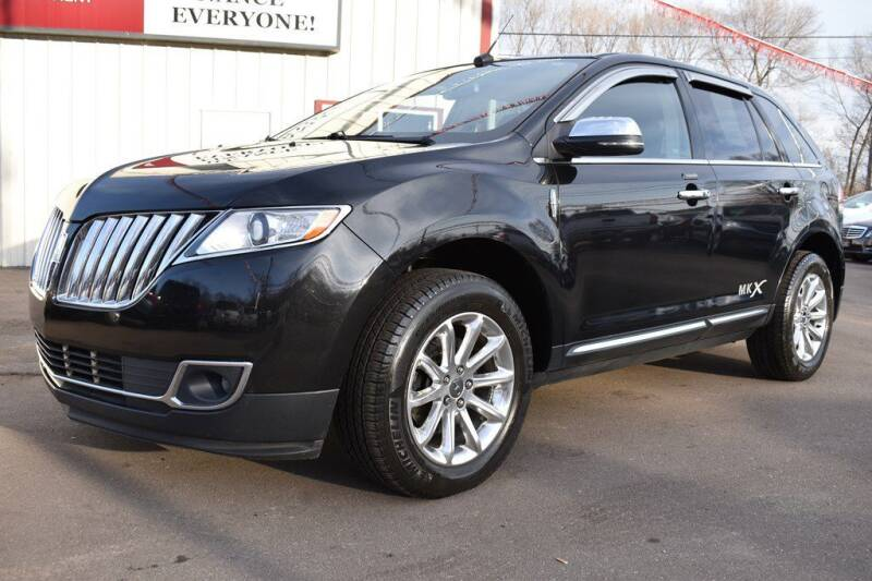 2013 Lincoln MKX for sale at Dealswithwheels in Inver Grove Heights MN